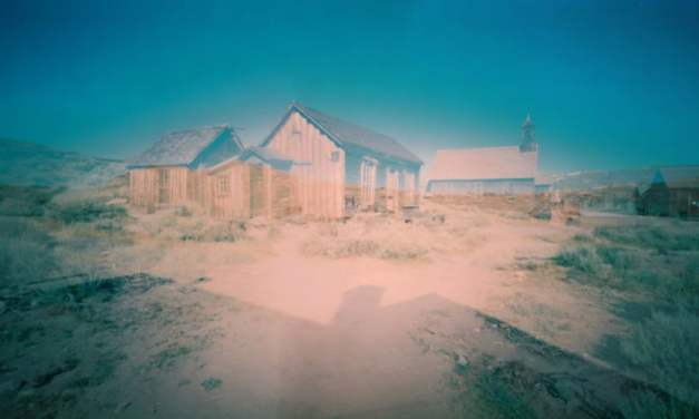 Ghost town – Fuji Pro 160NS (120)