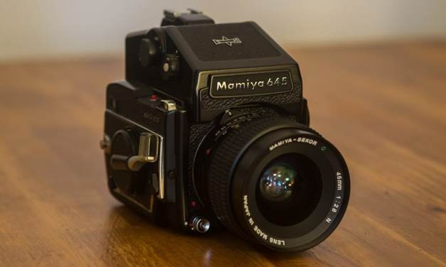 Camera review: Mamiya 645 1000S by Tim Dobbs