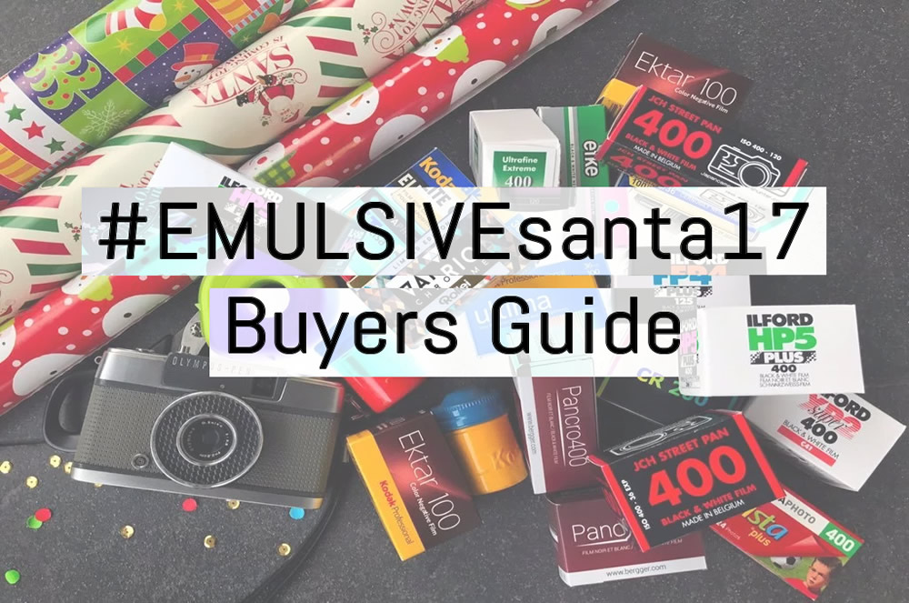 EMULSIVE Santa 17 buyers guide - by Aislinn Chuahiock