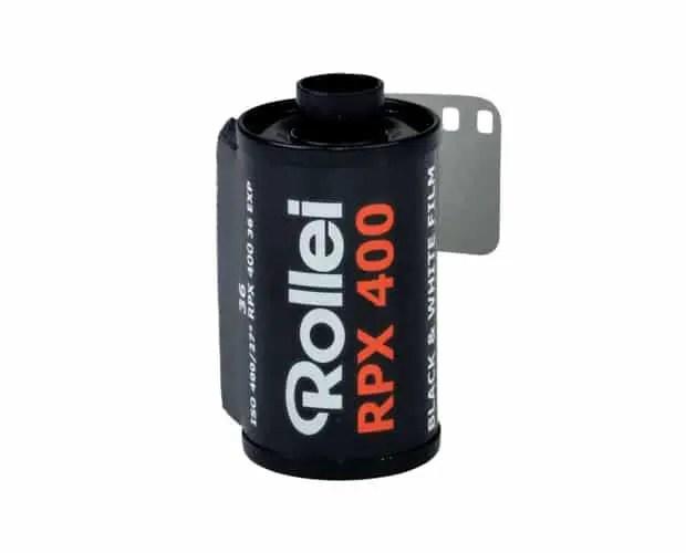 Rollei RPX 400