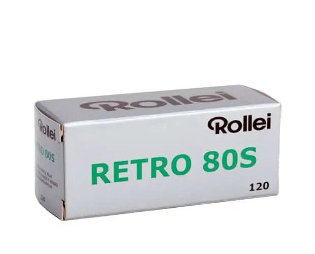 Rollei Retro 80S