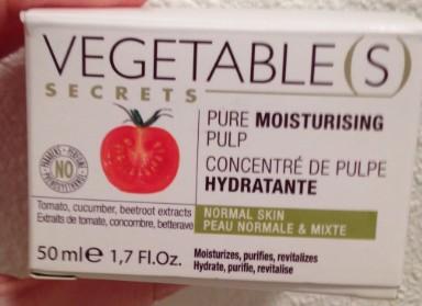 Crème de jour Vegetable(s) peau normale