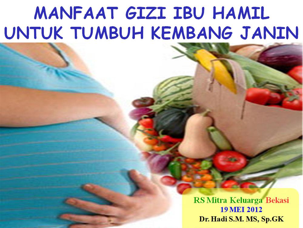 Anjuran Buah Untuk Ibu Hamil Untuk Kesehatan Bayi