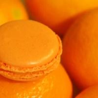 Christmas special 1: Mandarin macarons