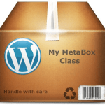 How I add a WordPress MetaBox