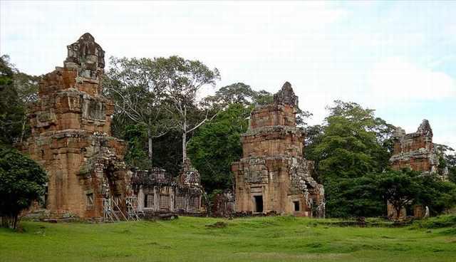 Discover Cambodia39s Ancient Wonder Angkor Travel