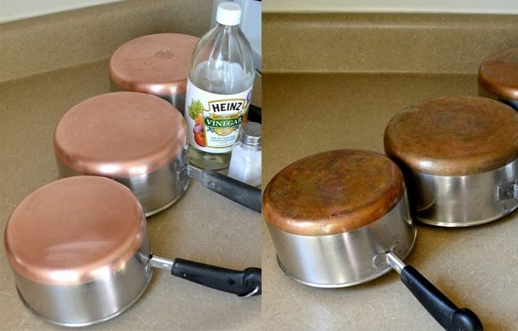Watch: How To Easily Clean Copper Pots' Dirty Bott | Tips And