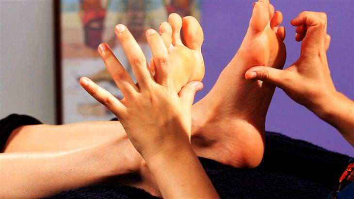 8 Pressure Points for Treating Skin Problems Health - BabaMail