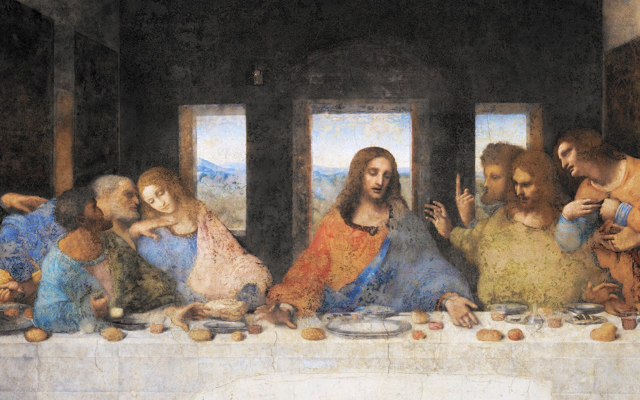 Cuadro De Leonardo Da Vinci La Ultima Cena The 10 Best Paintings Of Leonardo Da Vinci Art Babamail