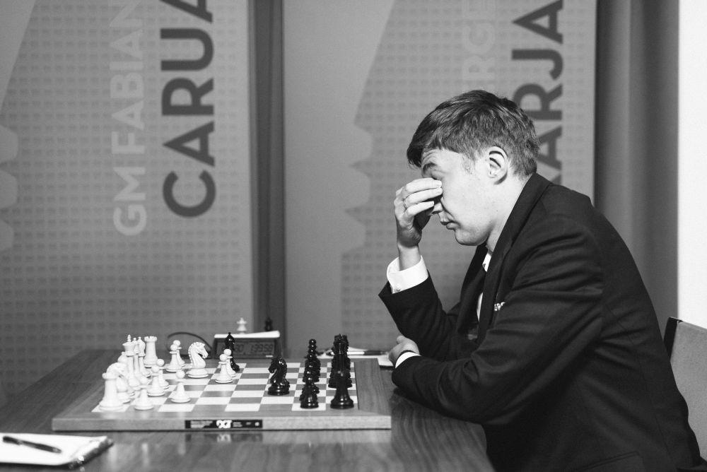 Sinquefield Cup Caruana Grabs The Lead Chessbase