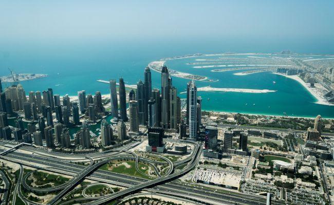 Weather Dubai In September Temperature Climate