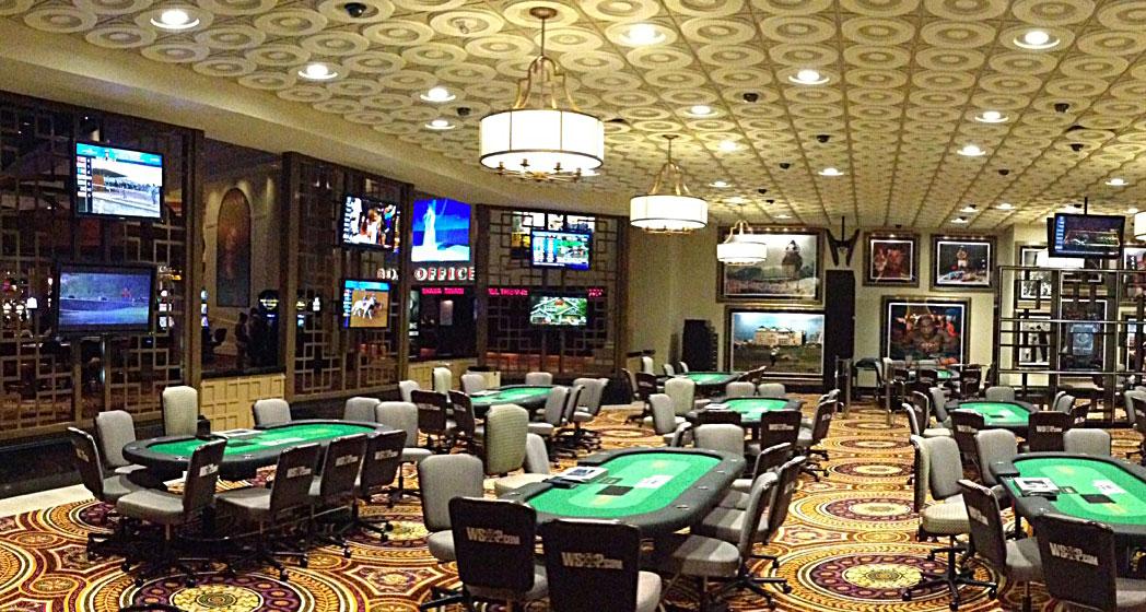 TOP 5 POKER ROOMS IN LAS VEGAS - Las Vegas - The Poker