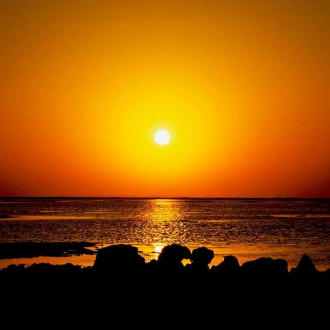 Fastest sunsets happen near equinoxes Astronomy Essentials EarthSky