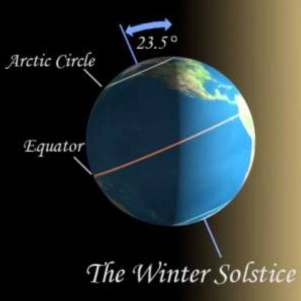December solstice starts shortest season Tonight EarthSky