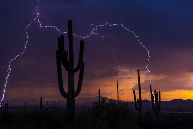 How far away was that lightning? Earth EarthSky
