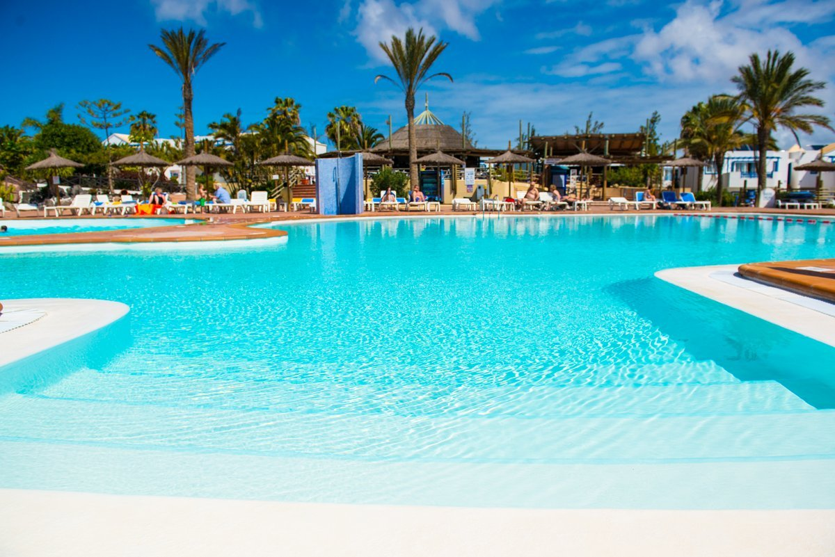 Piscina Lanzarote Paradise Island Hotel Photos Official Website Playa