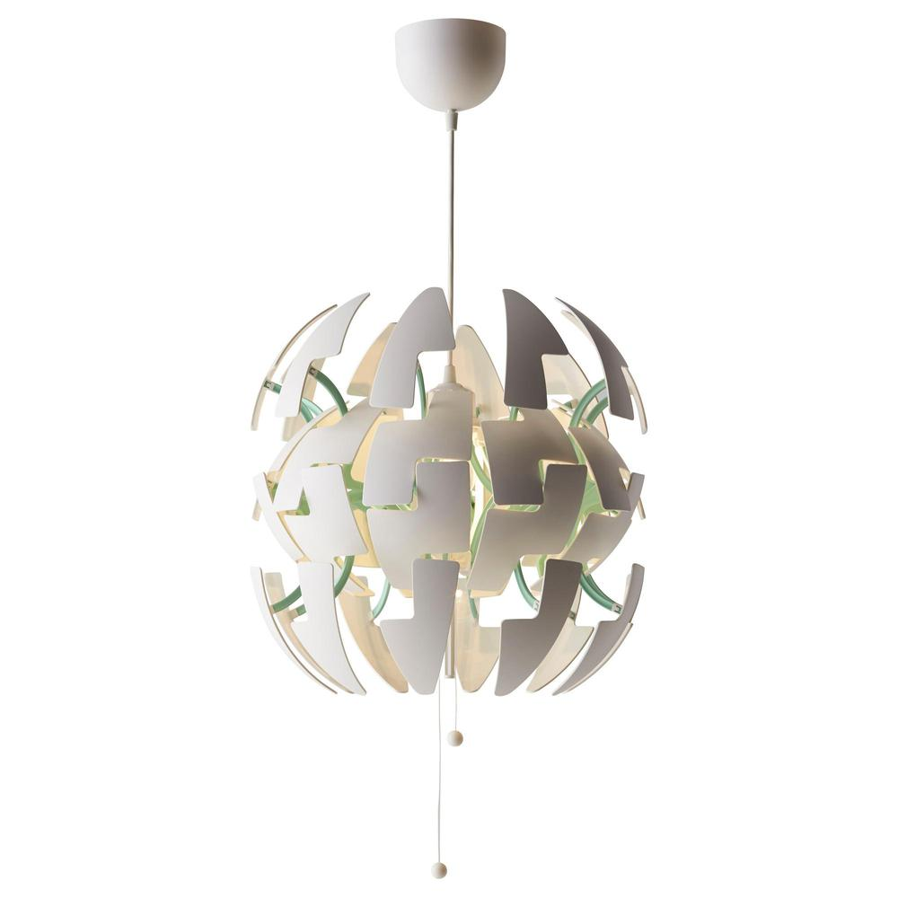 Suspensions Ikea Fr Ikea Ps 2014 Hanging Lamp White Turquoise