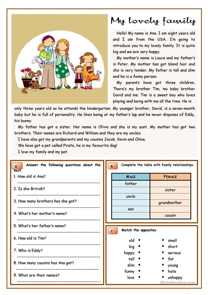 How To Write A Business Letter In English Thoughtco Free Esl Reading Comprehension Worksheets Abitlikethis