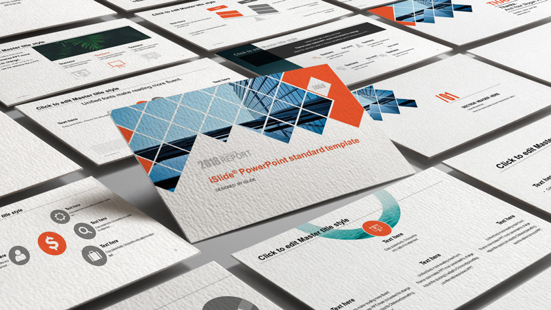 THE BEST MICROSOFT POWERPOINT THEMES - iSlide - Make PowerPoint