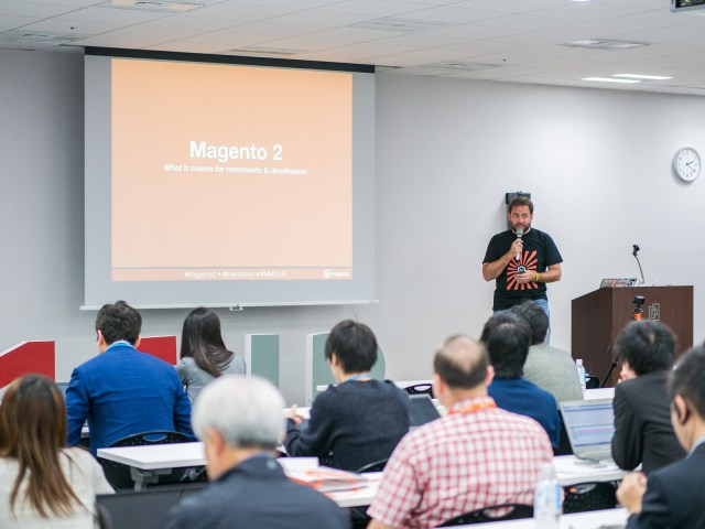 Ben Marks in Magento Inc.
