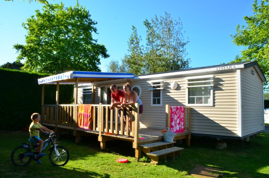 Location Vacances Camping Location Prestige Cottage 6 Berth 3 Years Old Campsite Rentals