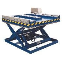 MS METALSYSTEM SL  Lift tables: accessories and options