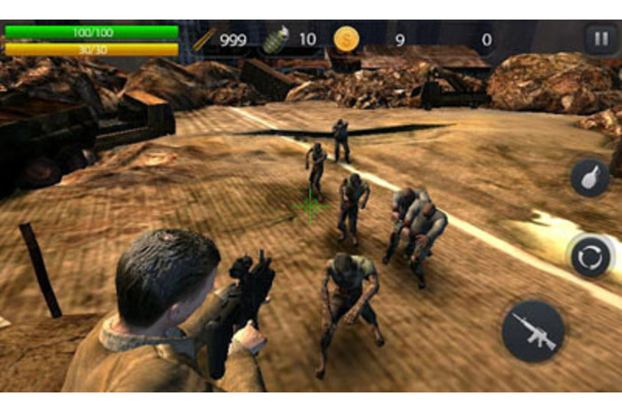 download game zombie evil apk