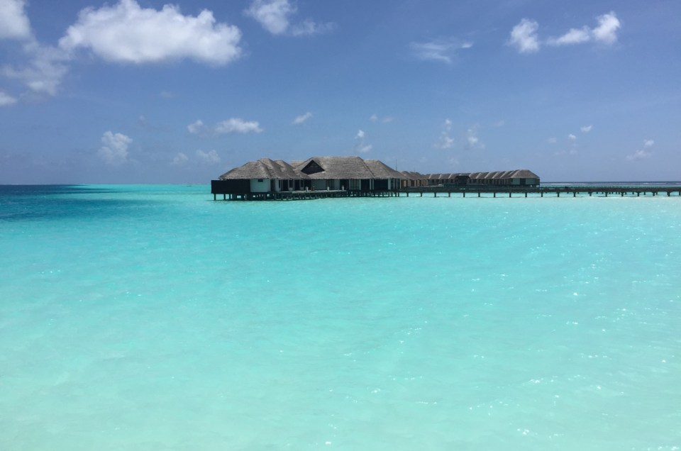 The Maldives islands : 2 weeks in Paradise
