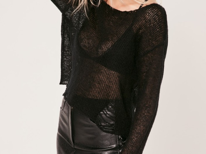 Ample black pull MissGuided