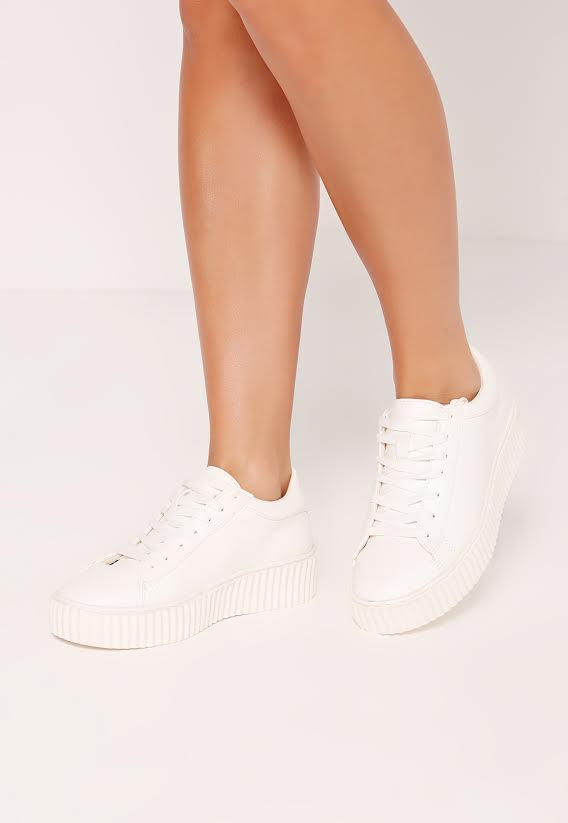 Platform basket MissGuided