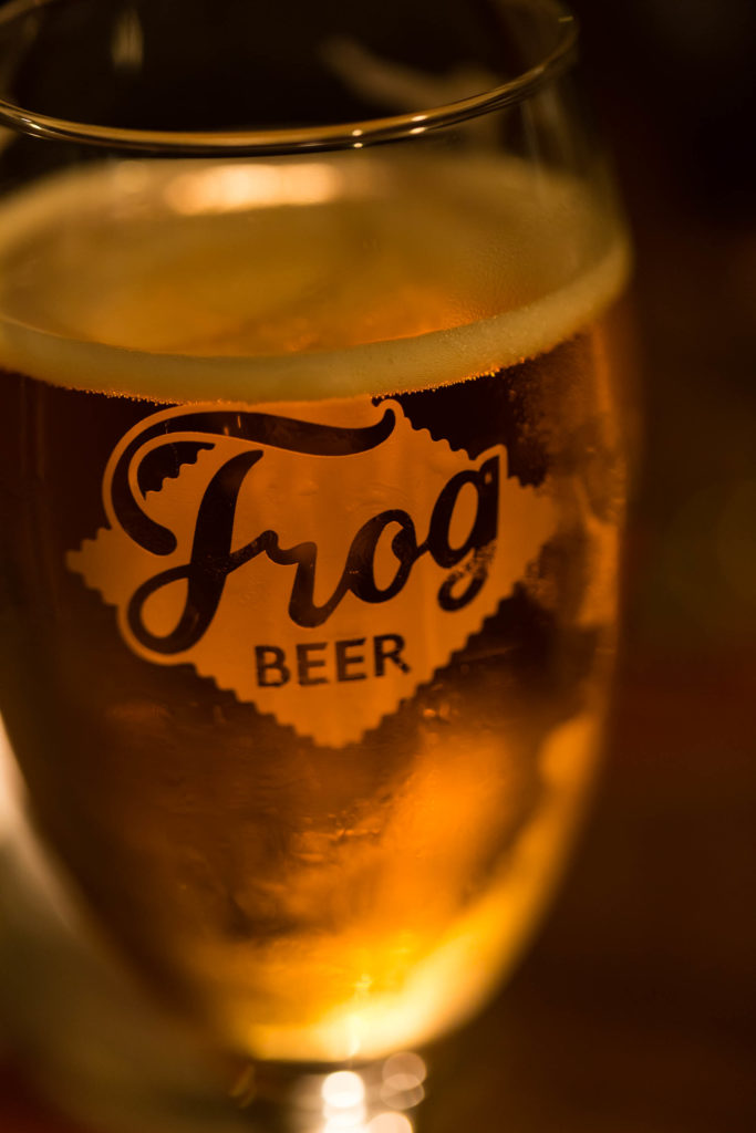 Frog Underground