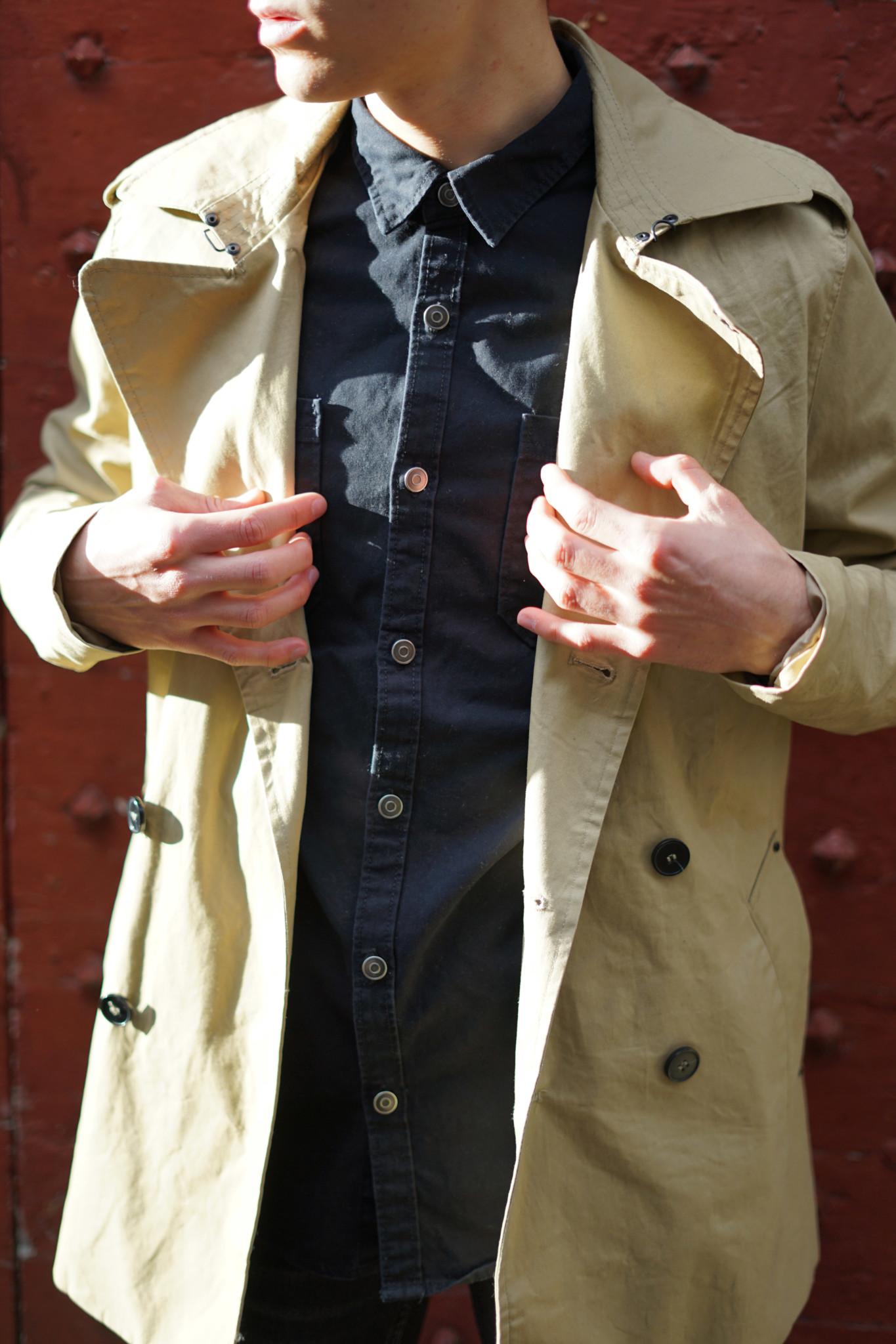 trench coat tobias