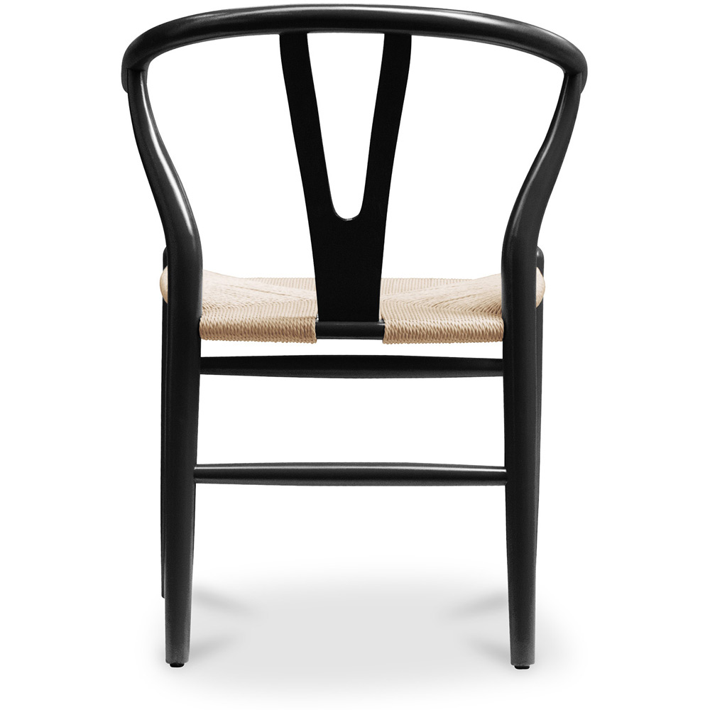 Wishbone Stuhl Wishbone Chair Ch24 Wegner Style