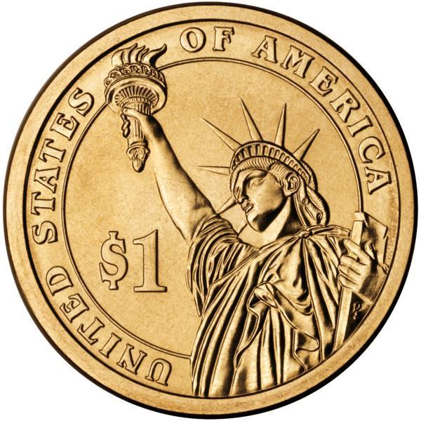 2009 Calendar New Zealand 2009 Wikipedia 1 Dollar Zachary Taylor United States – Numista