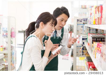 shop, salesperson, shop assistant - Stock Photo 29498013 - PIXTA