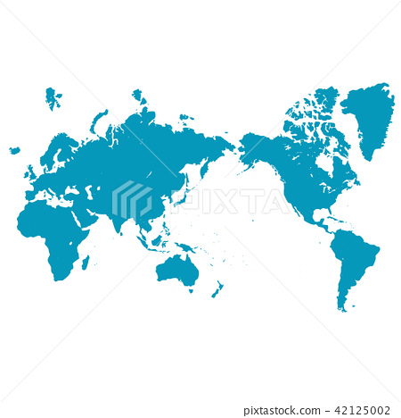 Business Business Background Global Economic World Map Japan Map