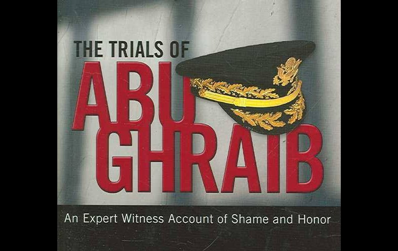 Abu Ghraib Lecture: Expert Witness Blames System