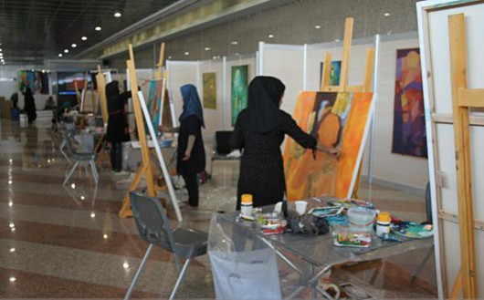 Painting to remain as a main subject in arts high schools