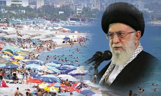 "Leader slams ""sinful"" travel to Turkish resort city"