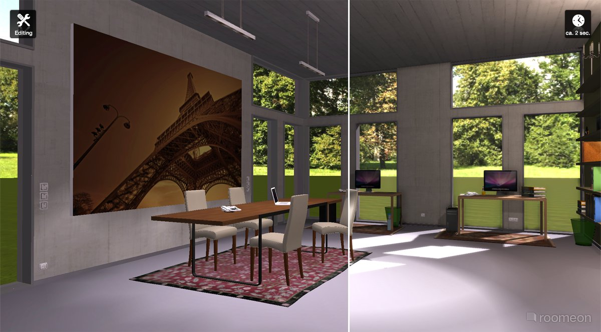 Programm 3d Hausplaner Kostenlos Roomeon The First Easy To Use Interior Design Software
