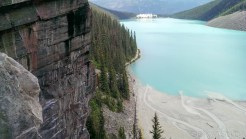 Lake Louise Rock Climbing