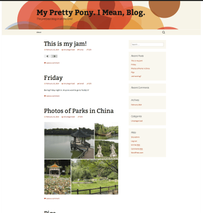 Post Formats — Support — WordPress.com