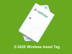 Z-302E-Z302E Wireless Asset Tag