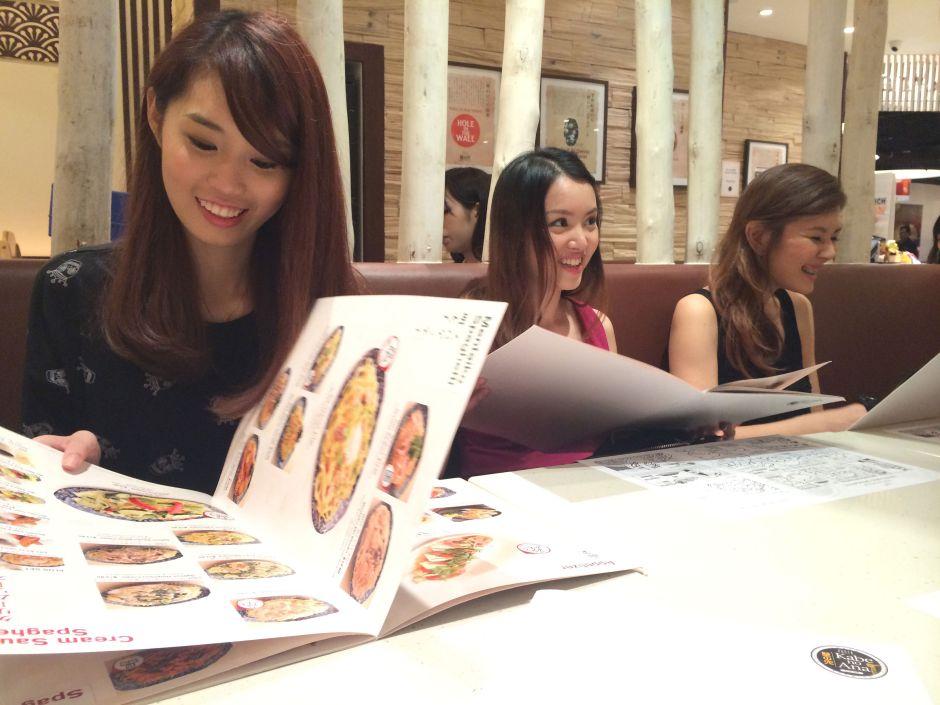 Kabe No Ana Japanese Pasta Blogger Review 002