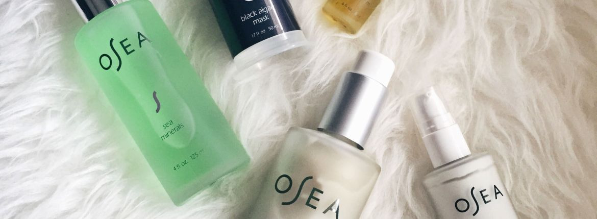 OSEA Natural Skincare Blogger Review 003