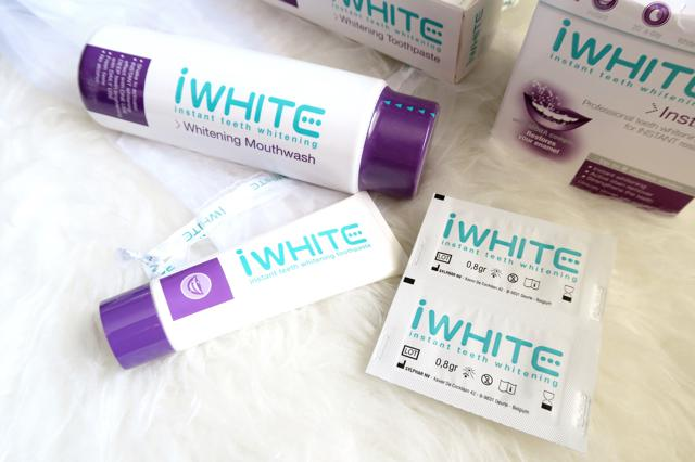 IWhite Mouthwash Toothpaste Whitening Blog Review_0000