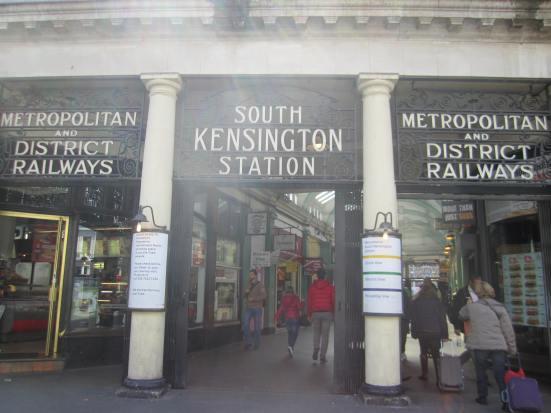 Ena London South Kensington