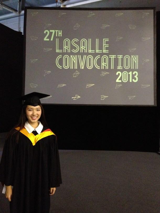 Ena's Graduation