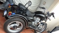 ROYAL ENFIELS BULLET THUNDERBIRD 350cc ALTERED FOR Persons with disabilities (DIFFERENTLY ABLED)