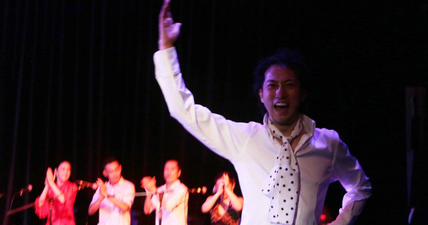 Flamenco Arte Y Ole Hiroki Sato Flamenco By People With Disabilities Will Make You